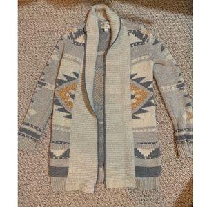 Lucky brand sweater cardigan